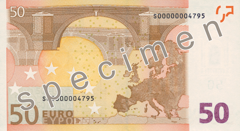 50 Euro Banknote Counterfeit Money Detection Know How